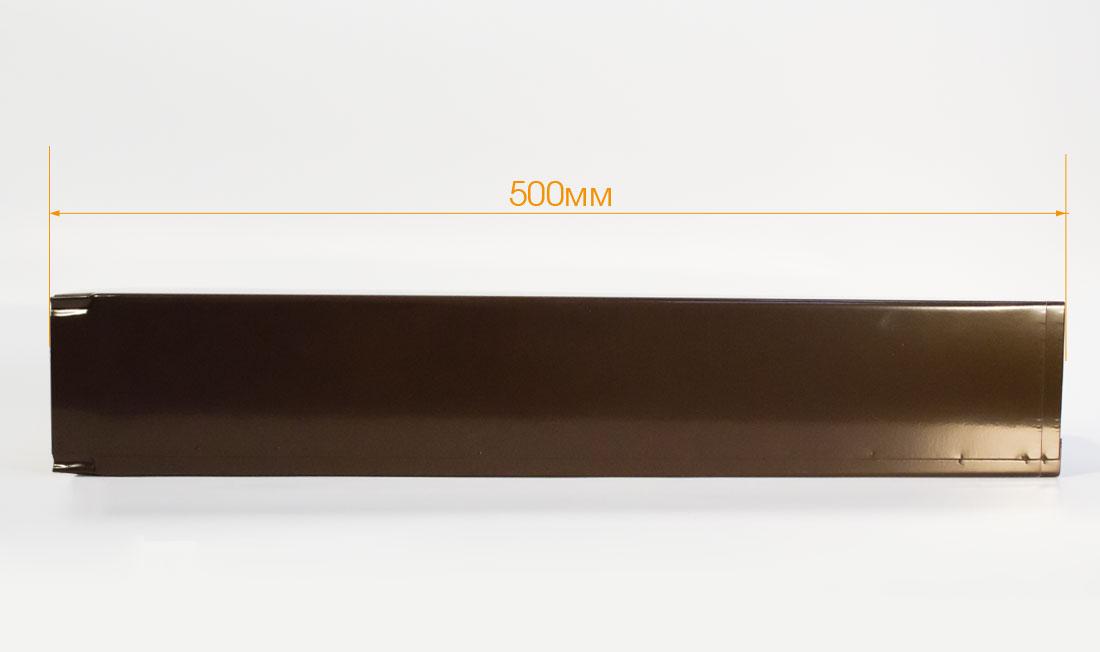 Труба для витяжки Profit M 90Х90Х500 кор